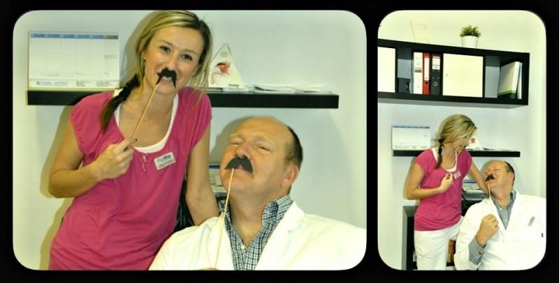 Podporujeme Movember!