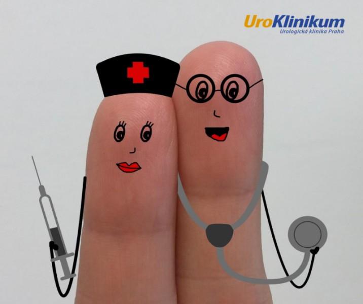 Hledáme posilu - zdravotní sestru/bratra - do týmu UroKlinikum