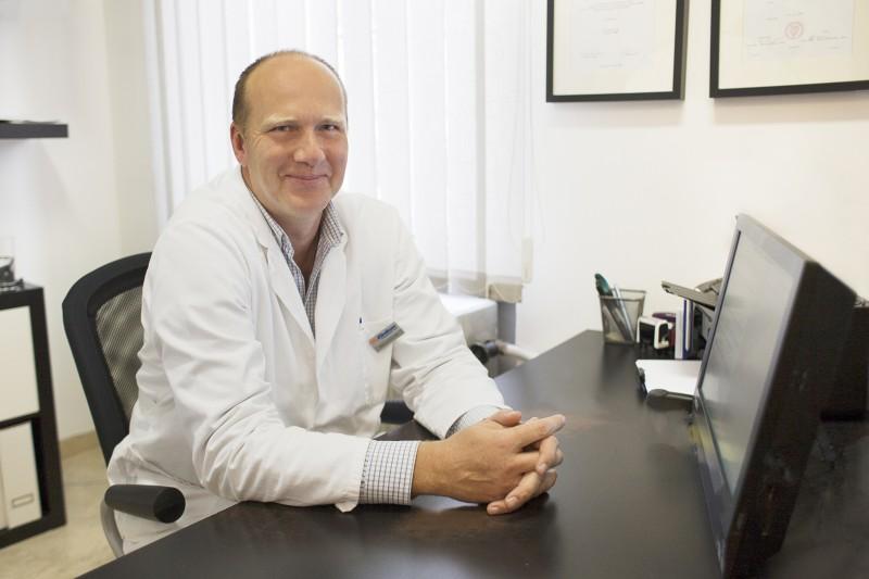 MUDr. Josef Stolz, MBA